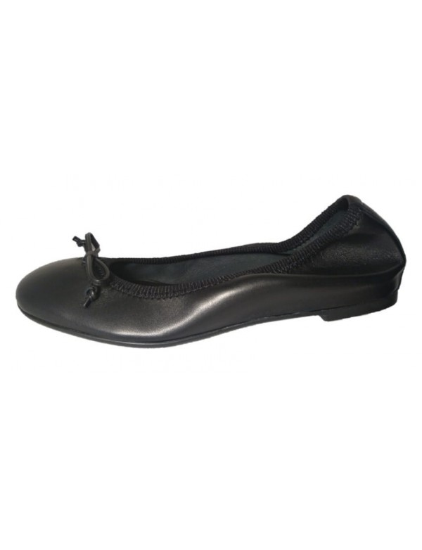 Soft leather pumps for women