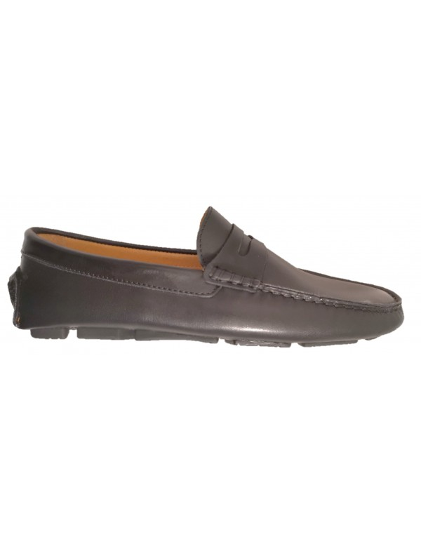Penny loafers for men, made in Italy