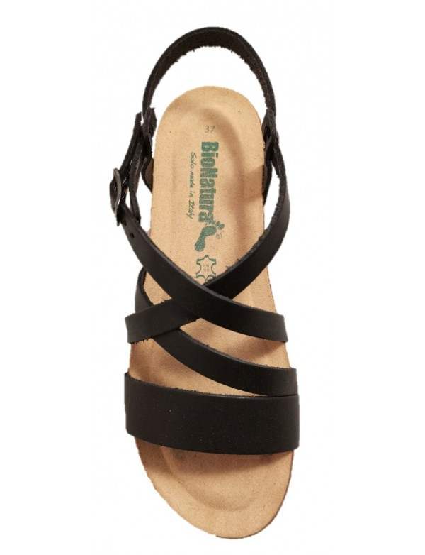 Italian comfort low sandals, by Bionatura