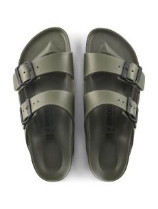 Birkenstock sandalo Arizona EVA khaki