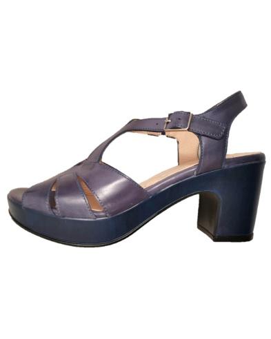 Blocjìk heel sandals, by Wonders