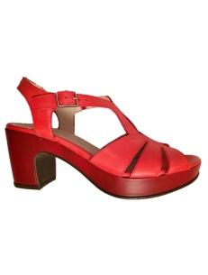 Wonders sandali rossi