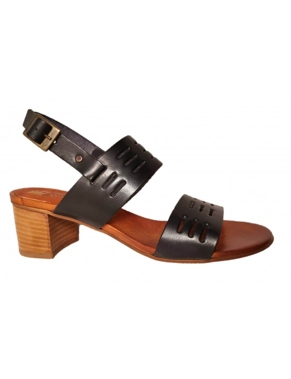 Heeled Sandals | Genuine Leather | Hand Crafted | Shop Online