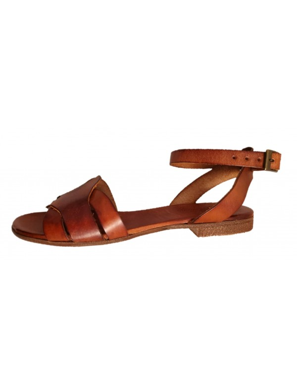 Italian leather sandals, clocharme