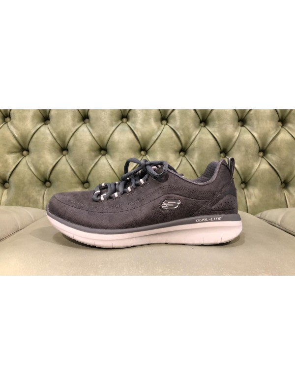 Grey trainers Skechers