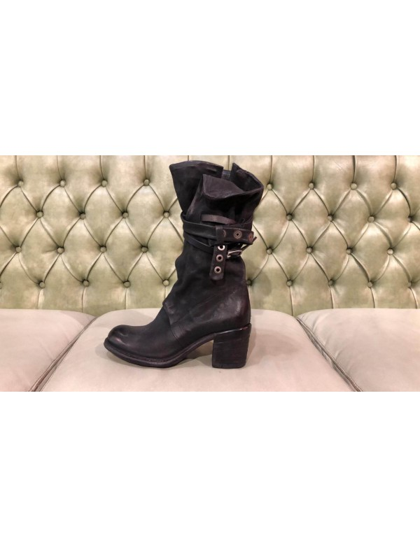 AS98 boots for women, with buckles