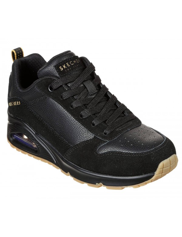 Skechers Uno Solid Air BBK