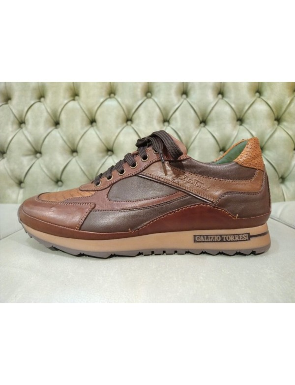 Italian walking shoes for men, Galizio Torresi
