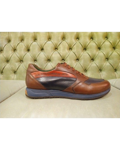 Multi color shoes for men, Italian brand