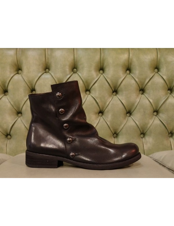 Ankle boots for men, with zipper