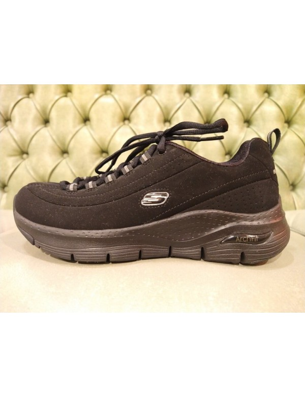 Skechers Arch Fit Metro Skyline BBK