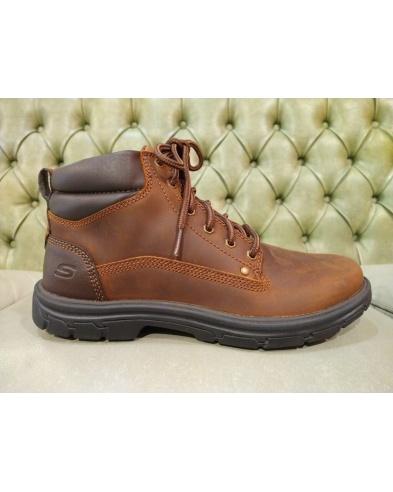 Skechers boots for men, Segment Garnet, CDB