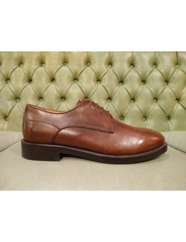Leather shoes for men, made in Italy by Mercanti Fiorentini