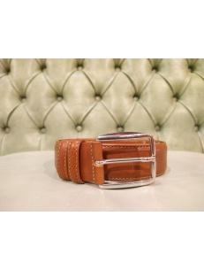 Cintura per vestito, color cuoio