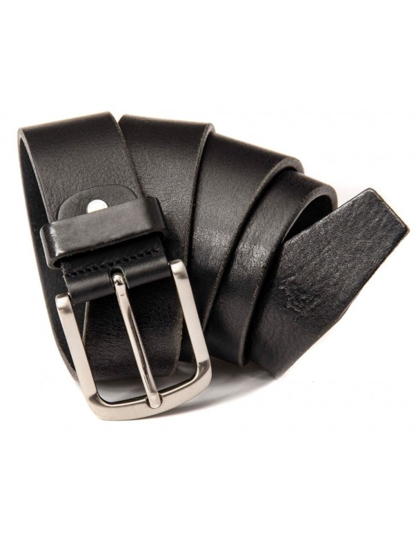 Casual belt for men, 4 cm high