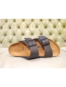 Birkenstock sandalo Arizona nero 051793
