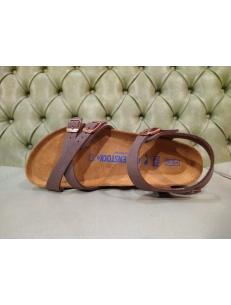 Birkenstock Kumba sandal, habana brown