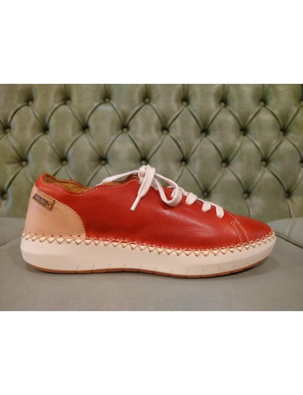 Low lace ups for women