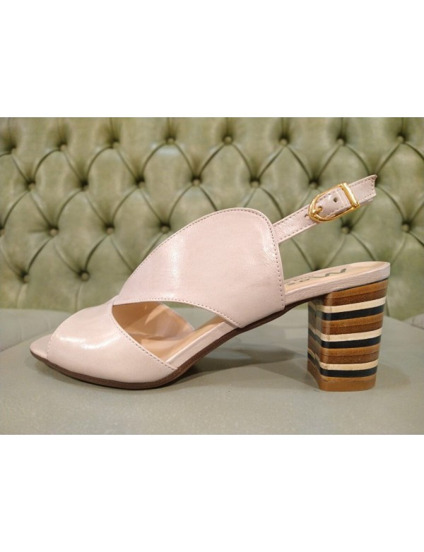 Made in Italy high heel sandals