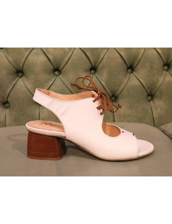 Italian leather lace-up shoes for ladies