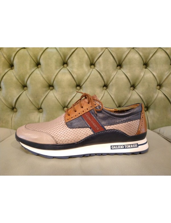 Italian hand made leather shoes for men, Galizio Torresi