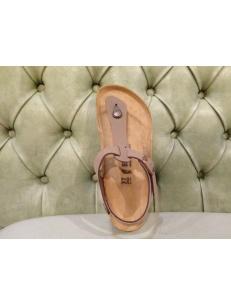 Birkenstock Kairo thong sandal, mocca 147131