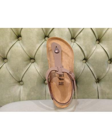 Birkenstock sandalo Kairo mocca 147131