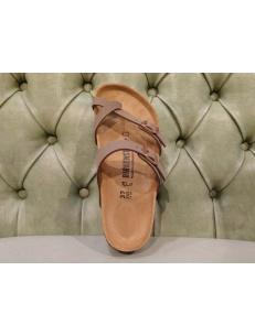 Birkenstock Mayari sandal, mocca
