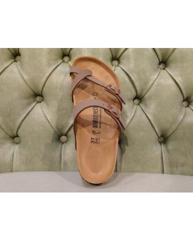 Birkenstock sandalo Mayari mocca 071061