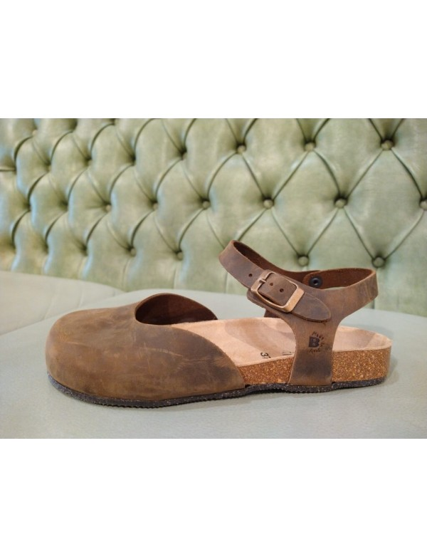 Girls closed to sandals, made in Italy