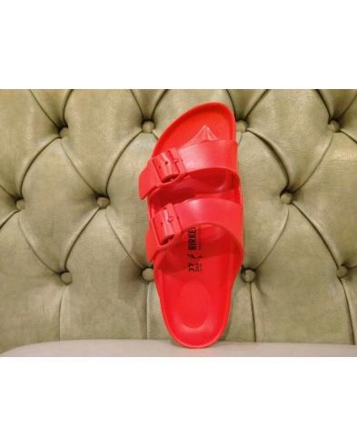 Birkenstock Arizona EVA sandal, active red