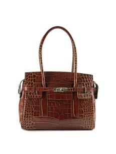 Elegant handbag for ladies, made in Italy