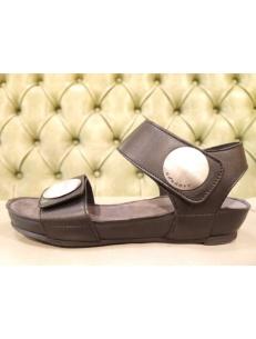 Sandali senza tacco, da donna