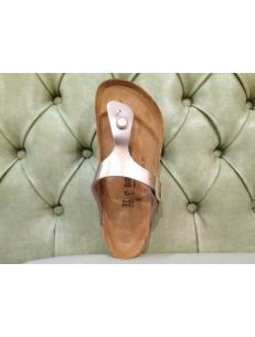 Birkenstock Sandals Gizeh, taupe color