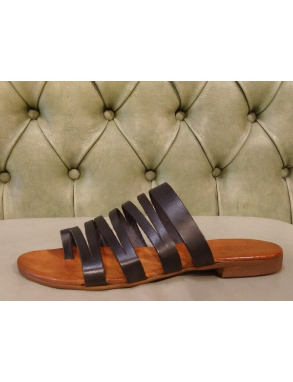 Gladiator sandals for women, made in Italy