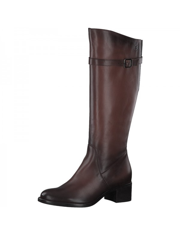 Brown boots for women