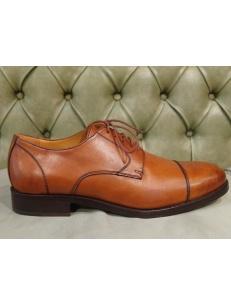 Mercanti Fiorentini cap toe shoes for men, made in Italy