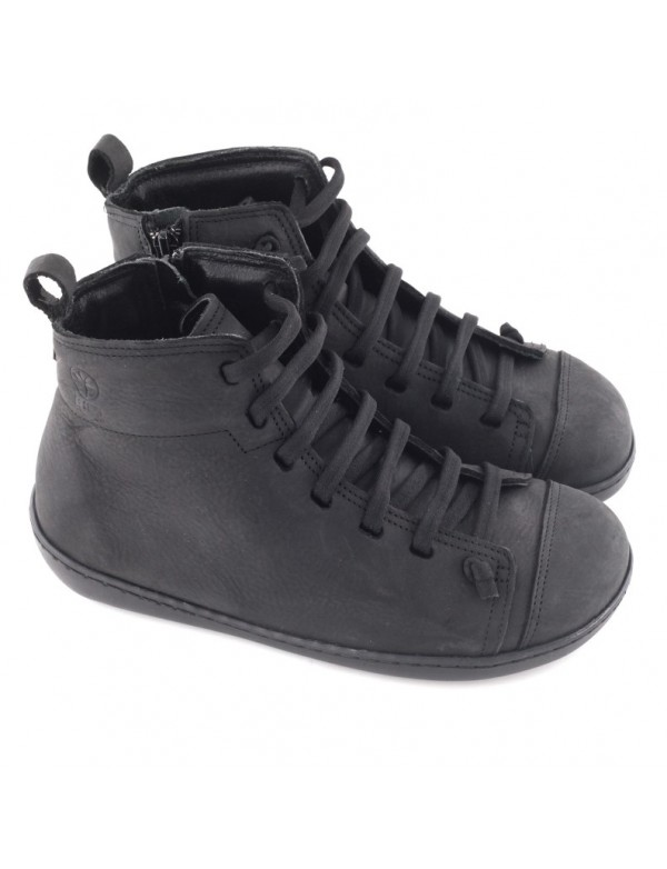 All black shoes for mens, made in Italy