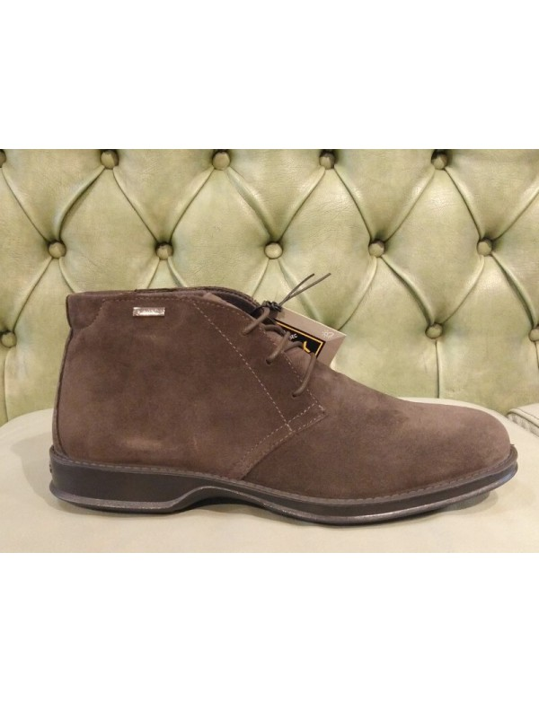 Made in Italy shoes for men with Gore-Tex