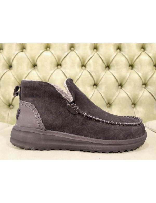 Hey dude high top shoes for women