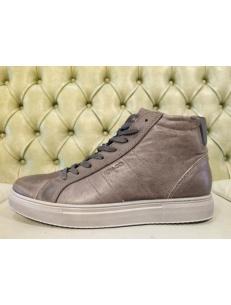 Italian leather sneakers for men, Igi&co