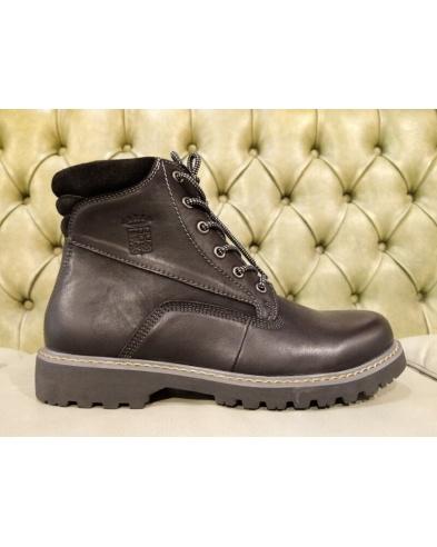 Mens military style boots, Marina Militare