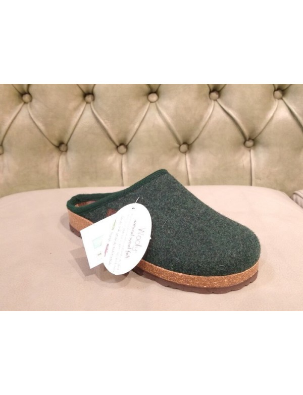 Slippers made in Italy, Merinos wool