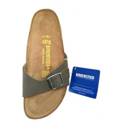 Birkenstock sandalo Madrid emerald green
