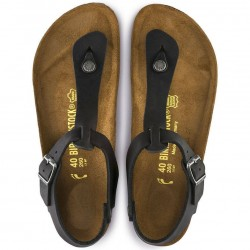 Birkenstock Kairo black, regular fit
