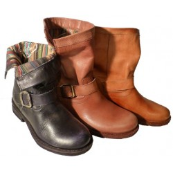 Low boot for woman by Felmini