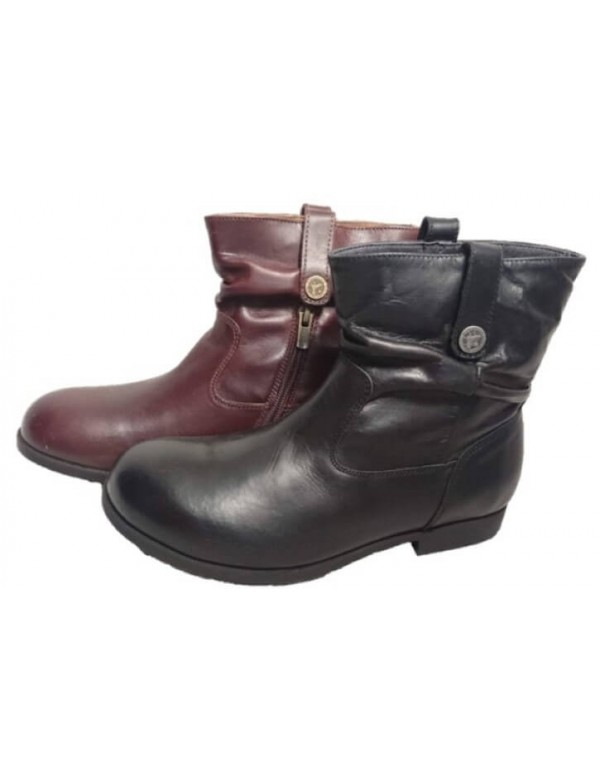 Birkenstock Sarnia, slouch boots for ladies