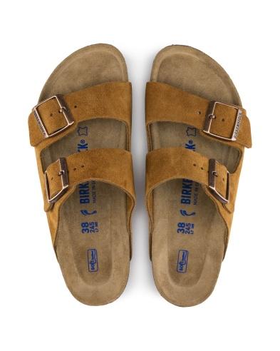 Birkenstock double strap sandal, SFB