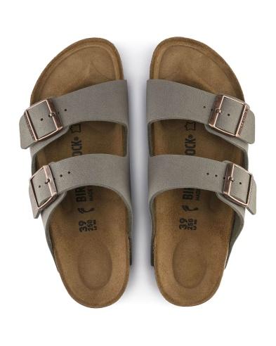 Birkenstock Arizona sandal, stone