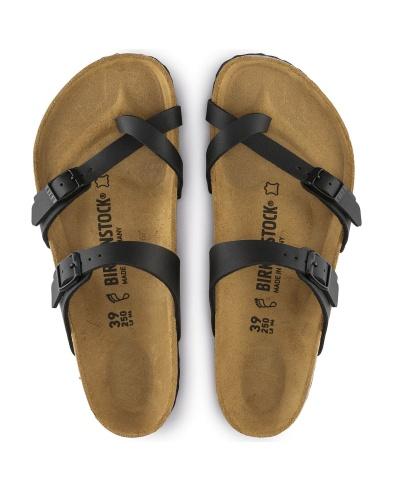 Birkenstock sandalo Mayari nero